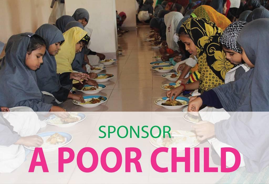 Sponsor-a-poor-child